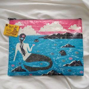 Mermaid Zipper Pouch